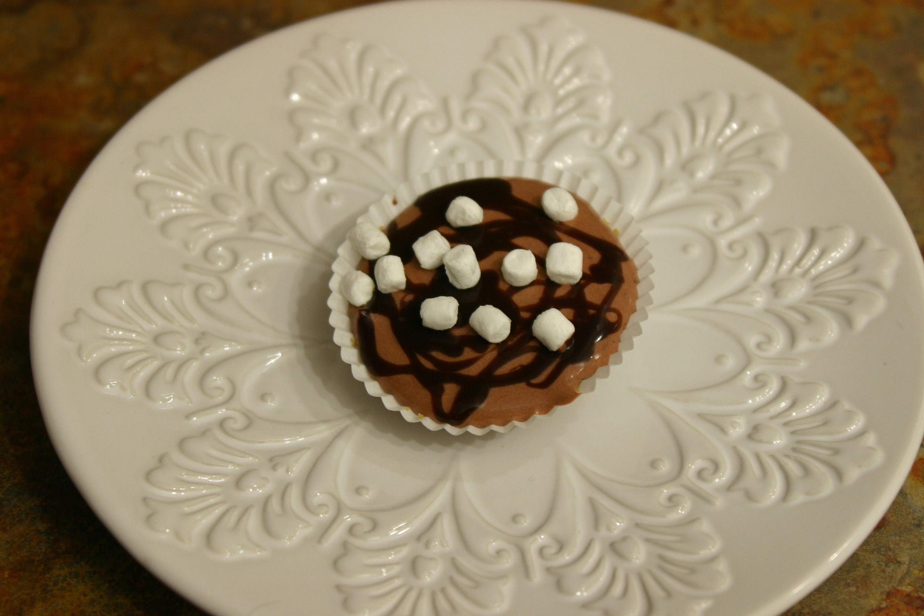 S'mores Pudding Shots | Pie With Sparkles