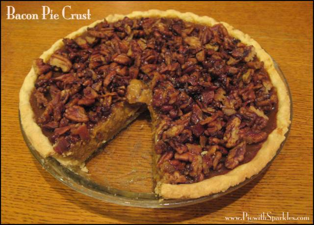 Bacon Pie Crust