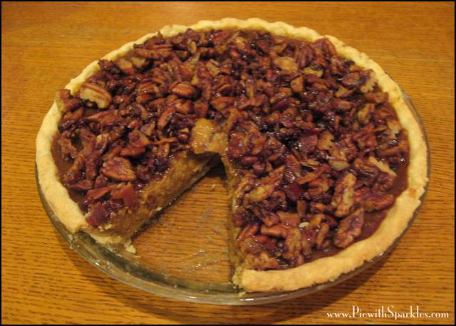 Bourbon & Bacon Sweet Potato Pie 2